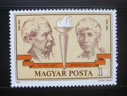 Poštovní známka Maïarsko 1978 Komunistiètí uèitelé Mi# 3321