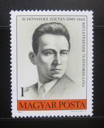 Poštovní známka Maïarsko 1980 Zoltán Schönherz Mi# 3444