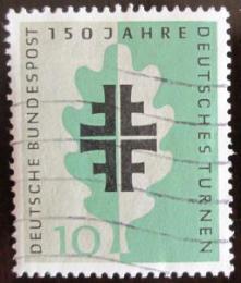 Poštovní známka Nìmecko 1958 Festival hrnèíøù Mi# 292