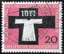 Poštovní známka Nìmecko 1959 Katedrála v Trevíru Mi# 313