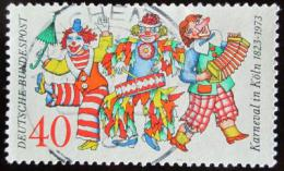 Poštovní známka Nìmecko 1972 Kolínský karneval Mi# 748