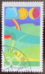 Poštovní známka Nìmecko 1974 Krajina Mi# 808