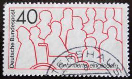 Poštovní známka Nìmecko 1974 Rehabilitace Mi# 796