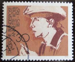 Poštovní známka Nìmecko 1975 Anette Kolb, spisovatelka Mi# 826