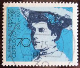 Poštovní známka Nìmecko 1975 Gertrud von Le Fort, spisovatelka Mi# 829