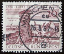 Poštovní známka Nìmecko 1962 Stará Míšeò Mi# 375