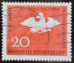 Poštovní známka Nìmecko 1964 Pruský orel Mi# 452