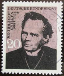 Poštovní známka Nìmecko 1966 Nathan Söderblom, teolog Mi# 504