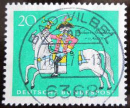 Poštovní známka Nìmecko 1970 Münchhausen na koni Mi# 623