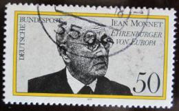 Poštovní známka Nìmecko 1977 Jean Monnet Mi# 926