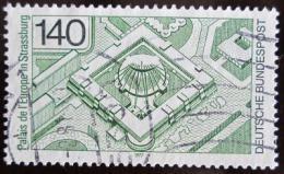 Poštovní známka Nìmecko 1977 Ústøedí Rady Evropy Mi# 921