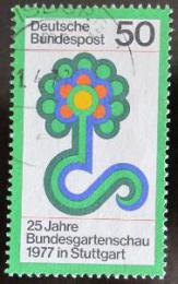 Poštovní známka Nìmecko 1977 Zemìdìlská výstava Mi# 927