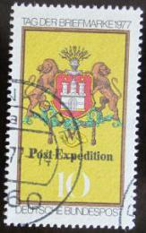 Poštovní známka Nìmecko 1977 Den známek Mi# 948