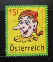 Poštovní známka Rakousko 2003 Kasperl Mi# 2406