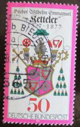 Poštovní známka Nìmecko 1977 Erb biskupa Kettelera Mi# 941