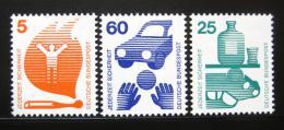 Poštovní známky Nìmecko 1971 Prevence proti nehodám roèník