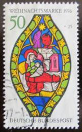 Poštovní známka Nìmecko 1976 Vánoce Mi# 912