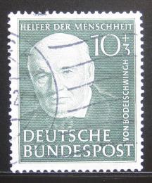 Poštovní známka Nìmecko 1951 Friedrich von Bodelschwingh Mi# 144