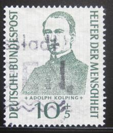 Poštovní známka Nìmecko 1955 Adolph Kolping Mi# 223