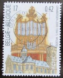 Poštovní známka Belgie 2000 Varhany Mi# 2977