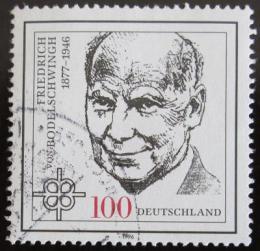 Poštovní známka Nìmecko 1996 Friedrich von Bodelschwingh Mi# 1835