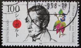 Poštovní známka Nìmecko 1996 Philipp von Siebold Mi# 1842