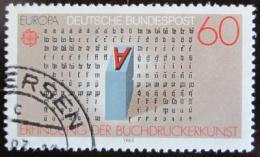 Poštovní známka Nìmecko 1983 Evropa CEPT, Objevy Mi# 1175