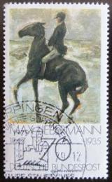 Poštovní známka Nìmecko 1978 Umìní, Max Liebermann Mi# 987