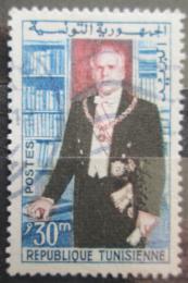 Poštovní známka Tunisko 1960 Prezident Bourguiba Mi# 555