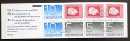 Sešitek Nizozemí 1976 Nominál a Juliana Mi# MH 21