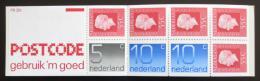 Sešitek Nizozemí 1978 Nominál a Juliana Mi# MH 23