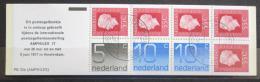 Sešitek Nizozemí 1977 Nominál a Juliana, AMPHILEX Mi# MH 23