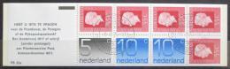 Sešitek Nizozemí 1977 Nominál a Juliana Mi# MH 23