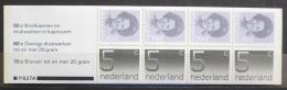 Sešitek Nizozemí 1980 Nominál a Beatrix Mi# MH 28