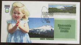 FDC Argentina 2005 Princezna Amalia Mi# 2888