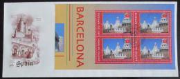 FDC OSN New York 2000 Barcelona Mi# 853