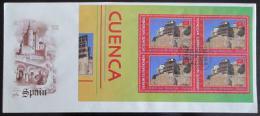 FDC OSN Vídeò 2000 Cuenca Mi# 320
