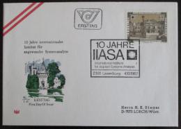 FDC Rakousko 1982 Zámek Laxenburg Mi# 1720