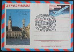 Aerogram Rakousko 1990 St. Polten