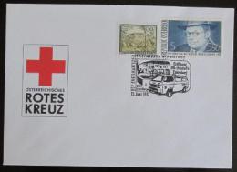 Celistvost Rakousko 1997 Èervený køíž, Theodor Kramer