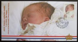 FDC Guyana 2003 Princezna Amálie Mi# 7632
