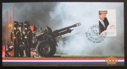 FDC Guyana 2003 Narození princezny Amálie FDC Mi# 7631