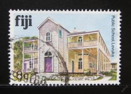 Poštovní známka Fidži 1986 Státní škola Levuka Mi# 558