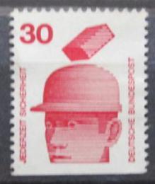 Poštovní známka Nìmecko 1974 Prevence nehod Mi# 698 D