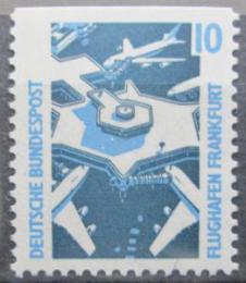 Poštovní známka Nìmecko 1988 Letištì Frankfurt Mi# 1347 C