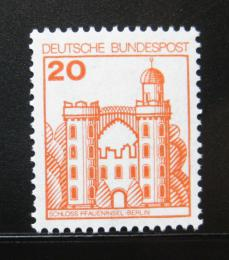 Poštovní známka Nìmecko 1979 Plaueninseln, Berlín Mi# 995