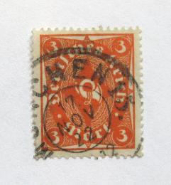 Poštovní známka Nìmecko 1922 Poštovní roh Mi# 225