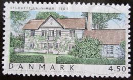 Poštovní známka Dánsko 2004 Architektura Mi# 1361