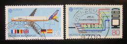 Poštovní známky Nìmecko 1988 Evropa CEPT Mi# 1367-68