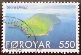 Poštovní známka Faerské ostrovy 2004 Ostrov Stóra Dímun Mi# 483